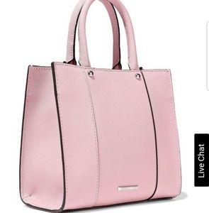 Rebecca minkoff pink bag